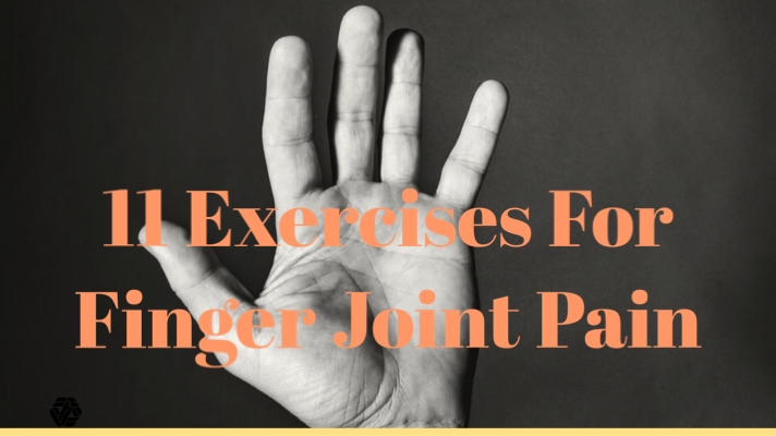 11 Exercises For Finger Joint Pain
